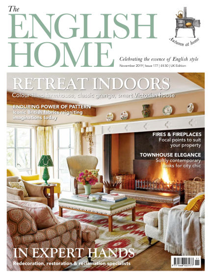 The English Home October 02, 2019 00:00