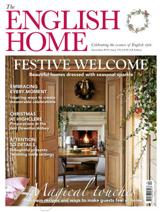 The English Home December 2019