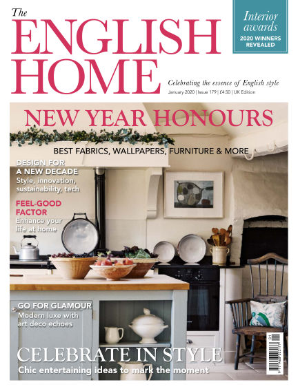 The English Home December 04, 2019 00:00