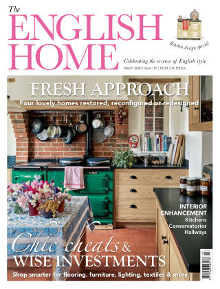 The English Home March 2020