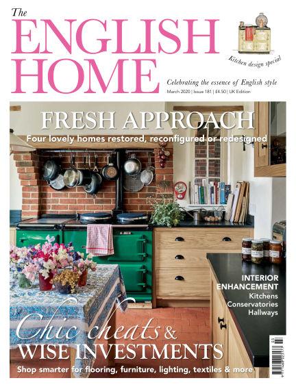The English Home February 05, 2020 00:00