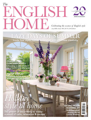 The English Home July 2020
