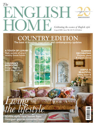 The English Home August 2020
