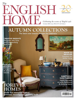The English Home October 2020