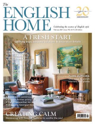 The English Home February 2021