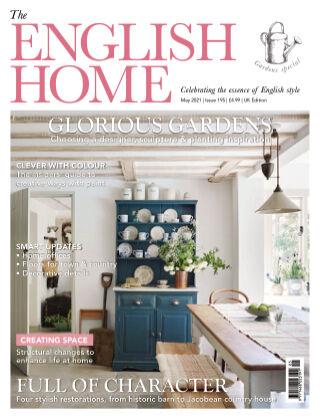 The English Home May 2021