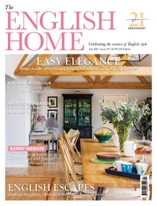 The English Home July 2021