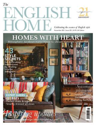 The English Home November 2021