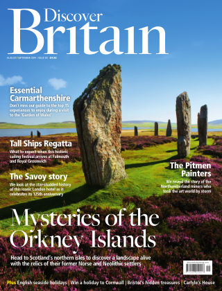 Discover Britain August/Sept 2014
