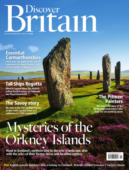 Discover Britain July 23, 2014 00:00