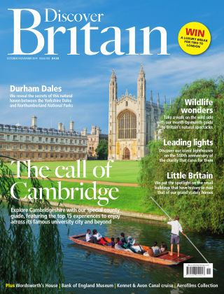 Discover Britain October-Nov 2014