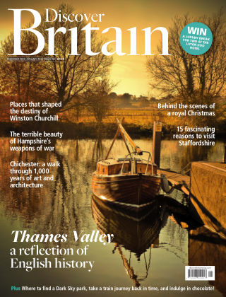 Discover Britain Dec 2014-Jan 2015