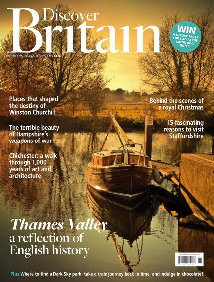 Discover Britain November 26, 2014 00:00