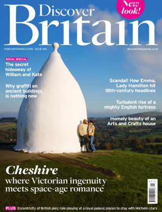 Discover Britain February/March 2015