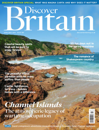 Discover Britain April/May 2015