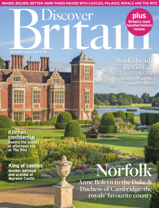 Discover Britain Aug/Sep 2015
