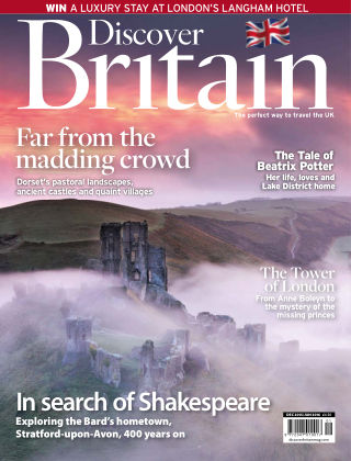 Discover Britain Dec/Jan 2016