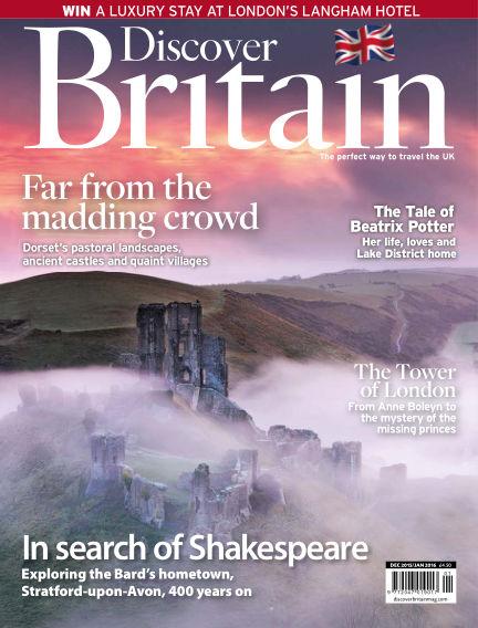 Discover Britain November 06, 2015 00:00