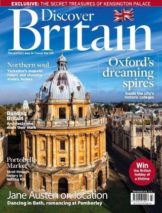 Discover Britain Feb/March 2016