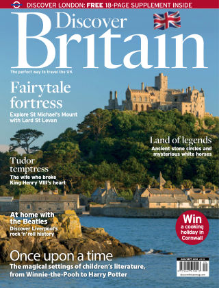 Discover Britain August/Sept 2016