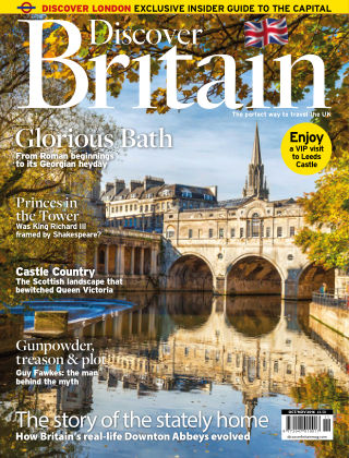 Discover Britain Oct/Nove 2016