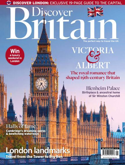 Discover Britain November 04, 2016 00:00