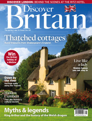 Discover Britain April/May 2017
