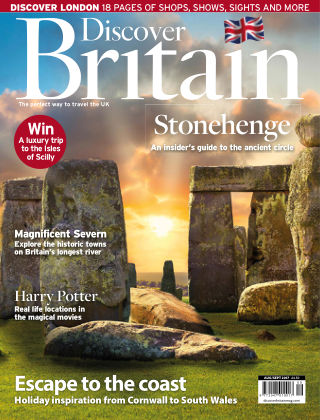 Discover Britain August/Sept 2017