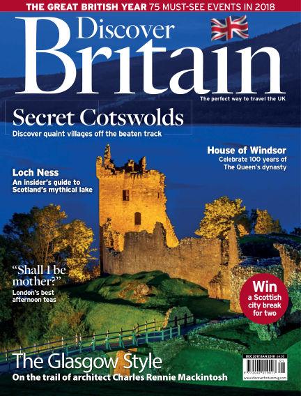 Discover Britain November 01, 2017 00:00
