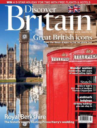 Discover Britain February/March 2018