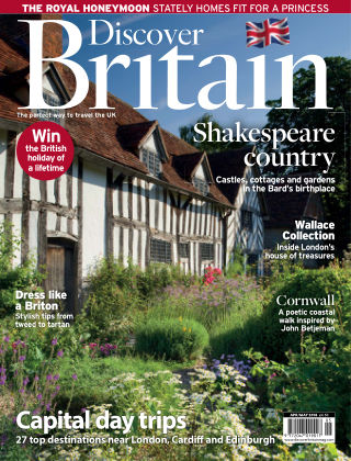 Discover Britain April/May 2018