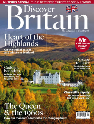 Discover Britain Aug/Sep 2018