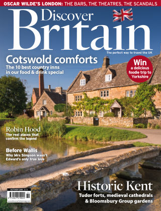 Discover Britain Oct/Nov 2018