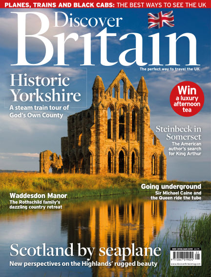Discover Britain November 02, 2018 00:00