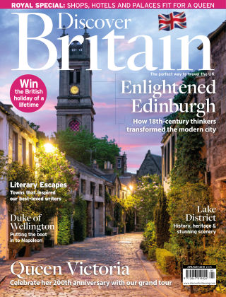 Discover Britain April/May 2019