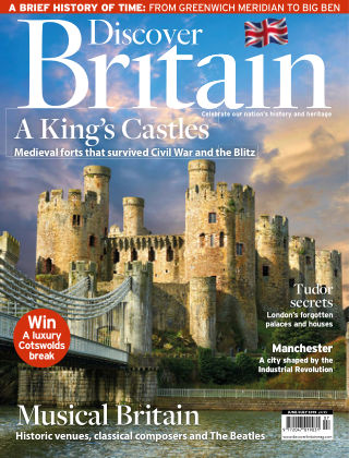 Discover Britain June/July 2019