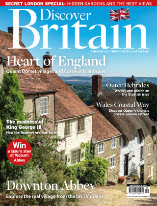 Discover Britain Aug/Sept 2019