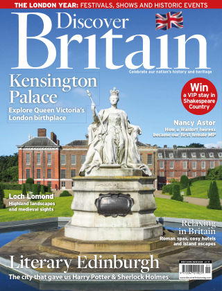 Discover Britain Dec 2019/Jan 2020