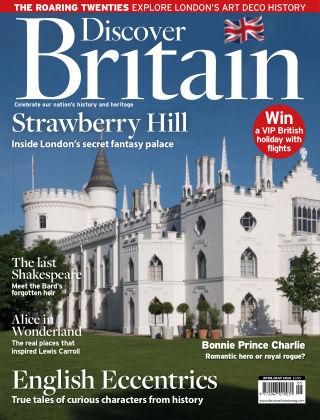 Discover Britain April/May 2020