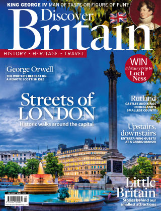 Discover Britain Aug/Sep 2020