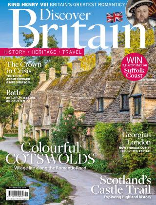Discover Britain Oct/Nov 2020