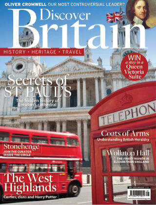 Discover Britain Dec/Jan 2021