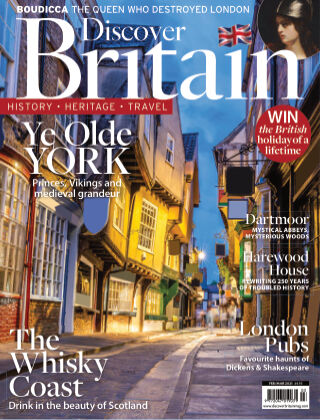 Discover Britain February/March 2021