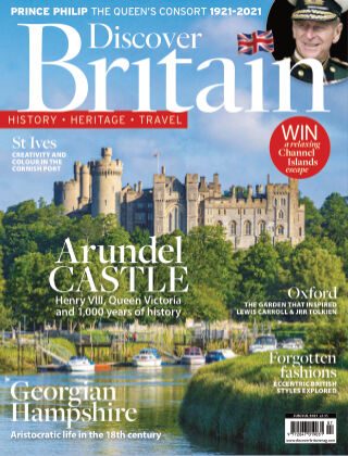 Discover Britain June/July 2021