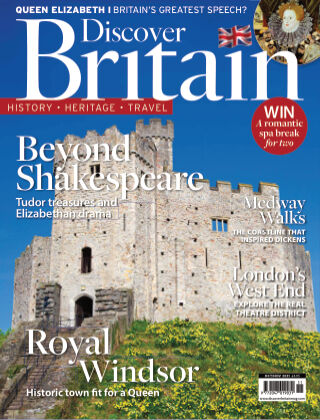 Discover Britain Oct/Nov 2021
