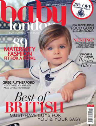 Baby Magazine March/April 2015