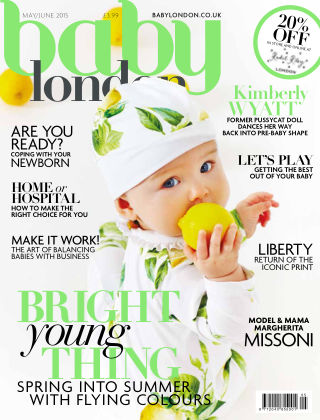 Baby Magazine May/June 2015