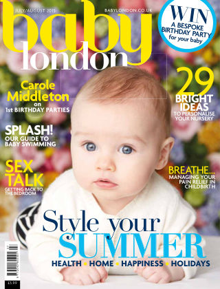 Baby Magazine July/August 2015