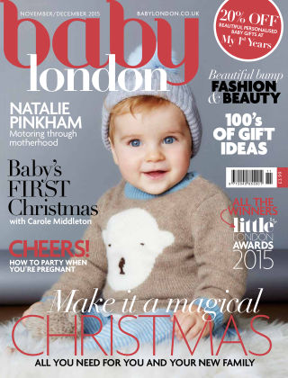 Baby Magazine Nov/Dec 2015