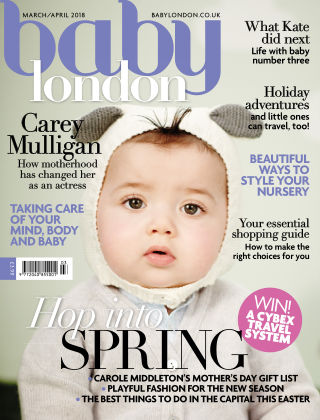 Baby Magazine March/April 2018